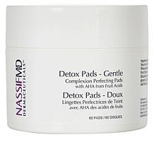 NassifMD® 60-count Gentle Detox Pads