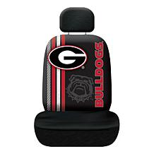 NCAA Rally Seat Cover - Georgia