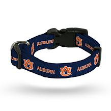 NCAA Sparo Pet Collar - Medium - Auburn