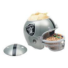 NFL Plastic Snack Helmet - Raiders