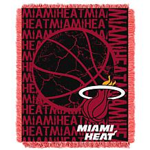 Northwest Company Officially Licensed NBA Double Play Throw - Heat