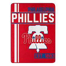 Northwest Company Officially Licensed Phillies Walk Off Micro Throw