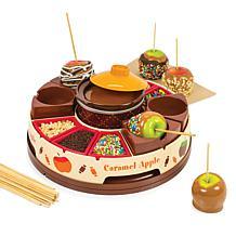 Nostalgia Chocolate and Caramel Apple Party
