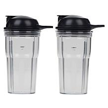 NutriBullet 2-pack 20 oz. Cups
