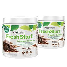 Nutrisystem 28 Days of Chocolate Fresh Start Shakes