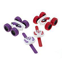 Odyssey Toys Double Stunt Slap Car 2-pack