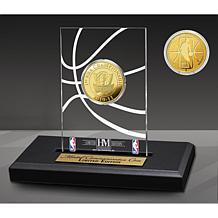 Officially Licensed Dallas Mavericks 1x Champs Coin Desktop Display