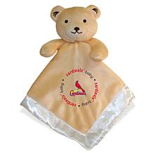 "Officially Licensed MLB 14"" Snuggle-Bear Blanket - St. Louis Cardinals"