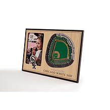 Officially Licensed MLB 3D StadiumViews Frame - Chicago White Sox