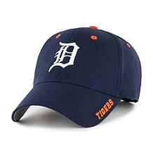 Officially Licensed MLB Frost Adjustable Hat  - Detroit Tigers