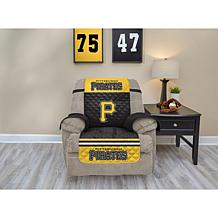 Officially Licensed MLB  Recliner Furniture Protector - Pirates