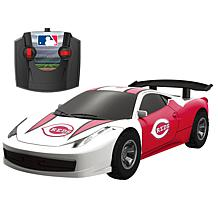 Officially Licensed MLB Remote Control Stadium Racer - Cincinnati Reds