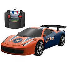Officially Licensed MLB Remote Control Stadium Racer - Houston Astros
