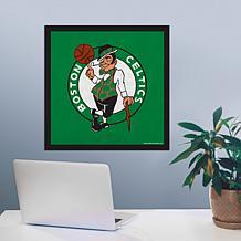 "Officially Licensed NBA 23"" Felt Wall Banner - Boston"