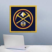 "Officially Licensed NBA 23"" Felt Wall Banner - Denver"