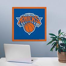 "Officially Licensed NBA 23"" Felt Wall Banner - New York Knicks"
