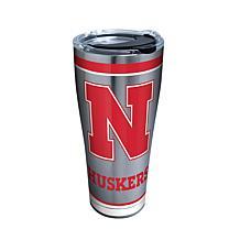 Officially Licensed NCAA Stainless Steel Tumbler- Nebraska Cornhuskers