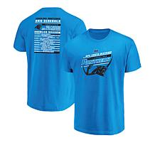 ... Officially Licensed NFL 3-in-1 T-Shirt Combo by Fanatics 963a74fb4