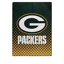 "Officially Licensed NFL 60"" x 80"" Faded Glory Throw"