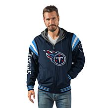 Officially Licensed NFL Hardball Reversible Hooded Jacket by Glll
