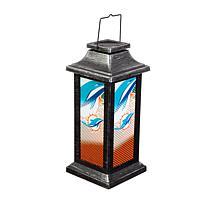 Officially Licensed NFL Solar Garden Lantern