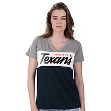 Officially Licensed NFL Women's 2-point Stance Tee by Glll