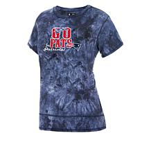 Officially Licensed NFL Women's Sisal Tie Dye Top by Concepts Sport