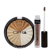 OFRA Cosmetics Highlighter & Liquid Lipstick
