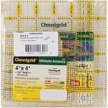 Omnigrid Ruler Set - Squares
