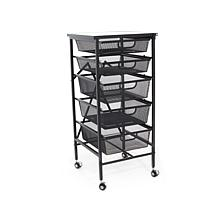 Kitchen Food Storage Shelves Hsn