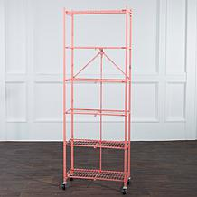 Origami For Hable Construction 6 Tier Storage Rack