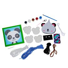 Panda/Bears Kids Craft Set