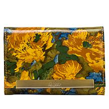 Patricia Nash Cametti Leather Trifold Wallet