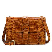 Patricia Nash Tauriana Leather Crossbody Organizer