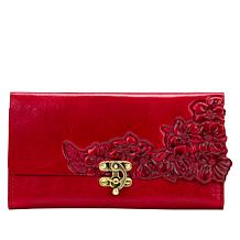 Patricia Nash Terresa Leather Wallet with RFID Technology