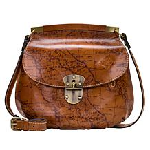 Patricia Nash Veneto Leather Crossbody Bag