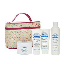 Perlier 4-piece Set with Tote