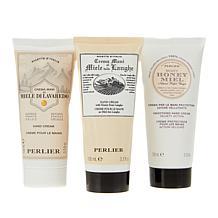 Perlier Honey Hand Cream Trio