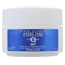 Perlier Hydro-Zone Oxygen 2 in 1 Night Cream-Serum