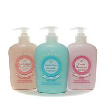Perlier Liquid Soap Trio