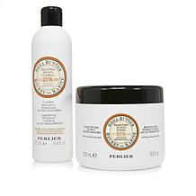 Perlier Shea Butter Body Cream and Cream Shower