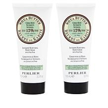 Perlier Hand Cream Duo - 3.3 fl. oz.
