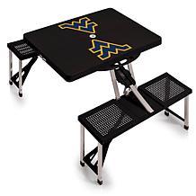 Picnic Time Picnic Table - West Virginia University