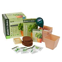 Planter's Choice Herb Growing Kit