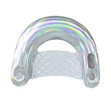 PoolCandy Holographic Color-Changing Sunchair w. Cupholder and Handles