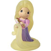PreciousMoments Disney Rapunzel When Will My Life Begin Musical Figure