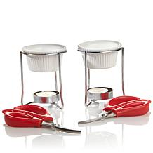 Progressive Butter Warmer and Seafood Scissor Set