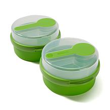 Progressive On-the-Go Lunch Container 2-pack