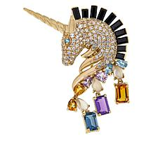 Rarities Unicorn Gem Pin/Pend