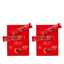 Red Chocolate 48-count Grab and Go Bars